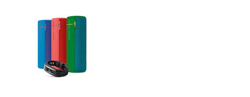 Destacados: Garmin vivosmart® HR y UE BOOM 2