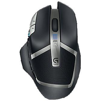 Ratón para juegos móviles Logitech G602