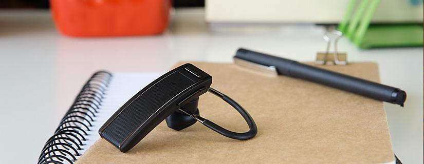 Exprésate con audífono Bluetooth® para cada ocasión