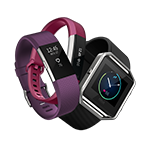 Savings on select Fitbits