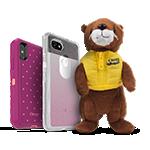 Compra un OtterBox y lleva un muñeco Ollie gratis