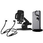 Ahorra en accesorios de carga y audio