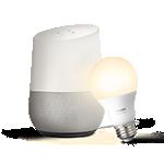 Kits Google Home y Hue Starter