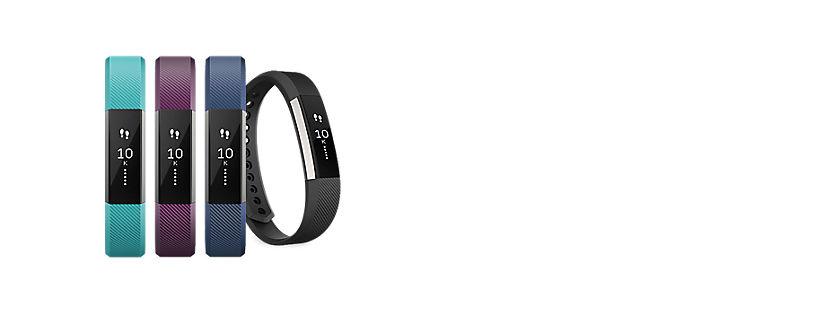 Fitbit Alta™… la pulsera de entrenamiento para usar en el gimnasio, en el trabajo y demás