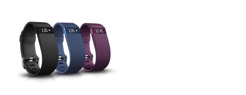 Destacado: Fitbit Charge HR™
