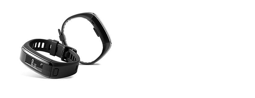 La pulsera de control de actividad Garmin vívosmart® HR controla tu entrenamiento desde tu muñeca