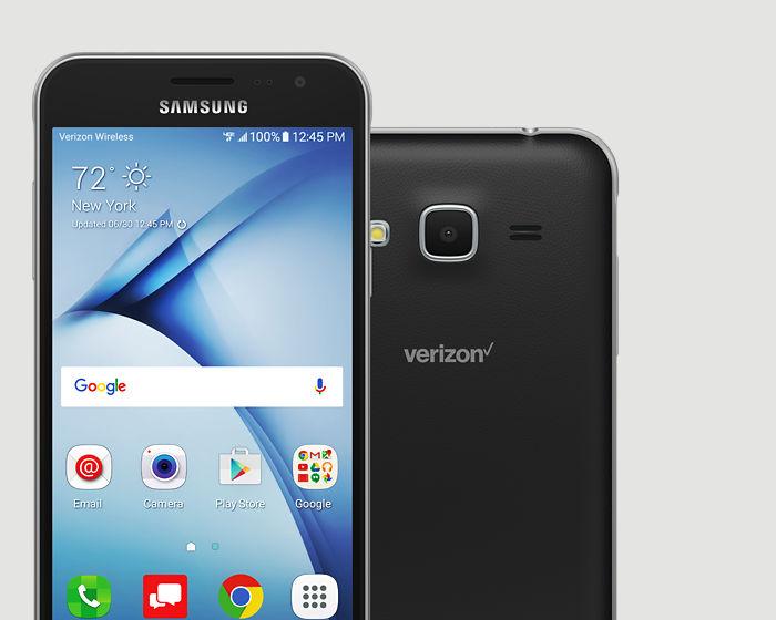 Teléfono Samsung Galaxy J36V