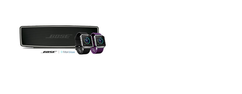 Destacados: altavoz Bluetooth Bose SoundLink Mini II y reloj deportivo inteligente Fitbit Blaze