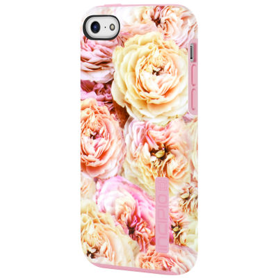 Estuche Incipio DualPro para Apple iPhone 5c - Floral