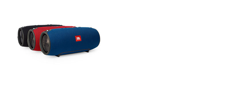 Mejora tu entrenamiento con el altavoz Bluetooth portátil JBL Xtreme