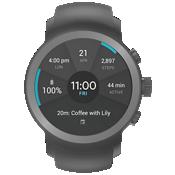 LG Watch Sport™ en titanio