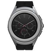 Reloj Urbane™ 2nd Edition LTE de LG en negro