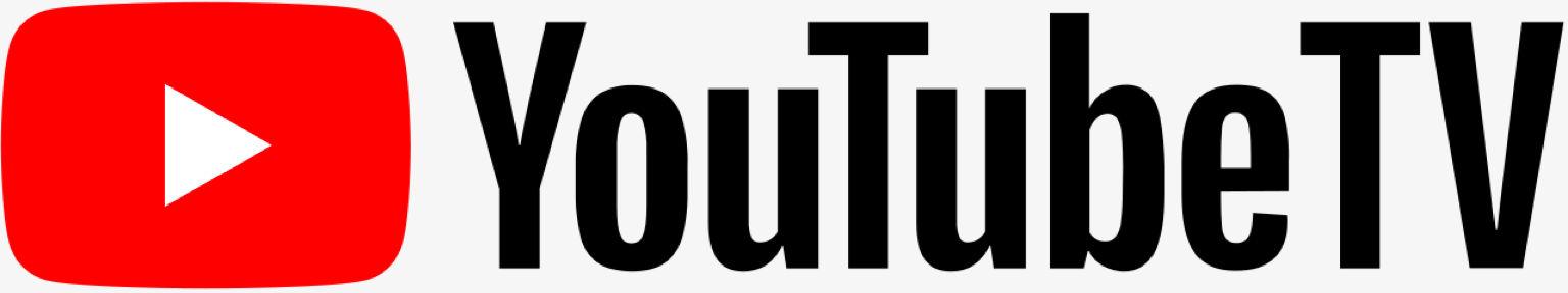 logo de youtube tv