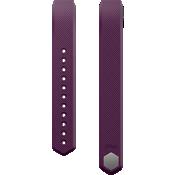 Correa para Fitbit Alta Classic - Ciruela, grande