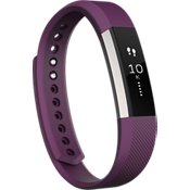 Fitbit Alta - Color Plum, grande