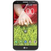 Protectores de pantalla contra rayones (paquete de 3) c/paño para limpiar la pantalla para LG G2