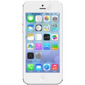 Protectores de pantalla contra rayones (paquete de 3) c/paño para limpiar la pantalla para Apple iPhone 5c