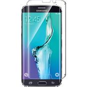 Protector de pantalla contra rayones para Samsung Galaxy S 6 edge+ - Paquete de 3