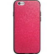 Estuche Milk and Honey con diseño de flores en rosado para iPhone 6/6s