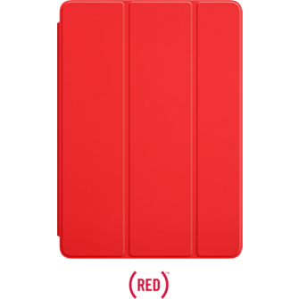 Smart Cover para iPad Air 2 - Rojo