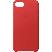Estuche de piel para iPhone 7 - (PRODUCT) RED