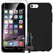 Paquete de vidrio templado para Apple iPhone 6/6s