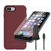 Paquete de protector OtterBox Symmetry para iPhone 8 Plus/7 Plus/6s Plus/6 Plus - Color Fine Port