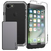 Paquete de cargador y protección LifeProof NEXT para iPhone 8