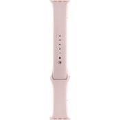 Correa deportiva de 42 mm color arena rosa - S/M - M/L