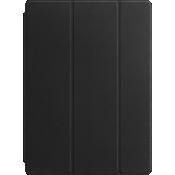 Smart Cover de piel para iPad Pro de 12.9 pulgadas - Negro