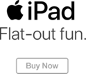 iPad: Flat-out fun. Buy now.