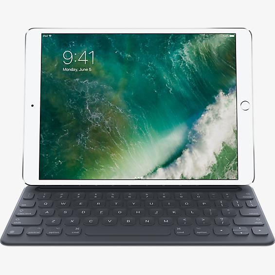 Teclado inteligente para iPad Pro de 10.5 pulgadas - Inglés de EE. UU.