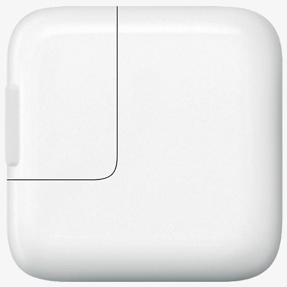 Adaptador de energía USB de 12 vatios
