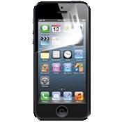 Protector de pantalla contra rayones para el iPhone® 5/5s/SE, paquete de 3