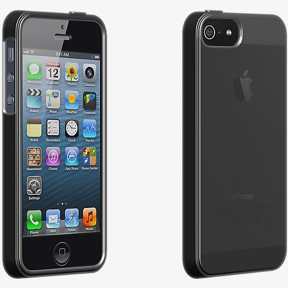 Cubierta de silicona brillante para el Apple iPhone 5/5s/SE