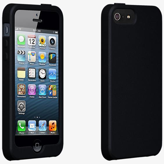 Cubierta de silicona para iPhone 5