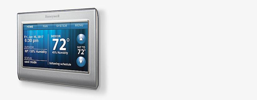 Honeywell te ofrece comodidad y ahorros de energía