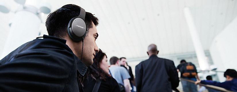 Siéntete como en un concierto con estos audífonos portátiles
