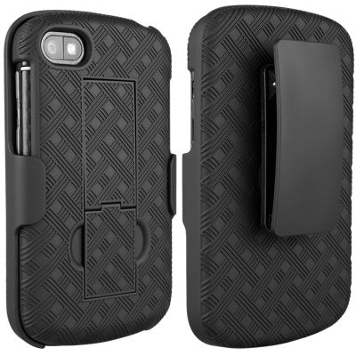 Estuche y funda Verizon para BlackBerry Q10