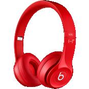Auricular externo Beats Solo 2 - Rojo