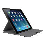 Cubierta tipo folio Form Fit de Belkin para iPad Air - Negro con gris