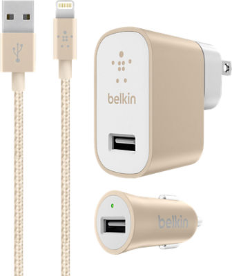 2ee0300275e Belkin MIXIT UP Car plus Home Lightning Charger Kit | Verizon Wireless