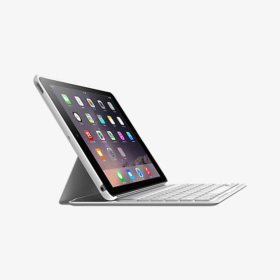 Estuche con teclado QODE Ultimate Pro para iPad Air 2