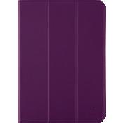 Estuche de tres pliegues para iPad Pro 9.7 - Color Pinot
