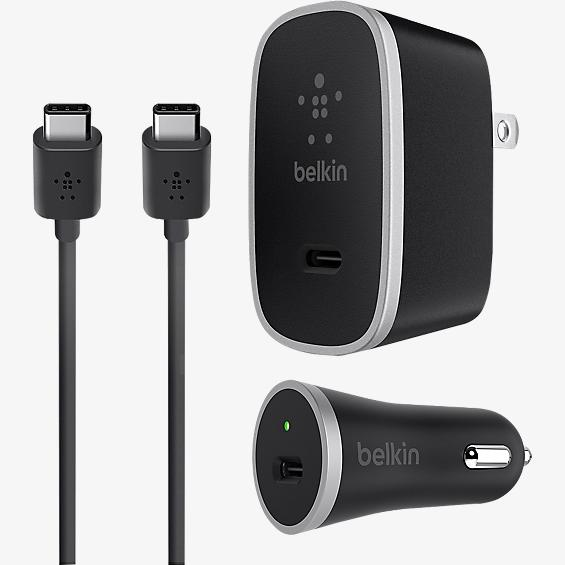 Kit de cable y cargador USB-C