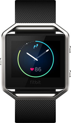 Reloj deportivo inteligente Fitbit Blaze