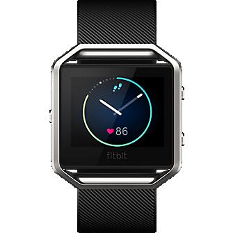 Reloj deportivo inteligente Blaze - Negro, grande