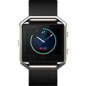 Reloj deportivo inteligente Blaze - Negro, pequeño