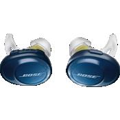 SoundSport Free - Azul marino/amarillo verdoso
