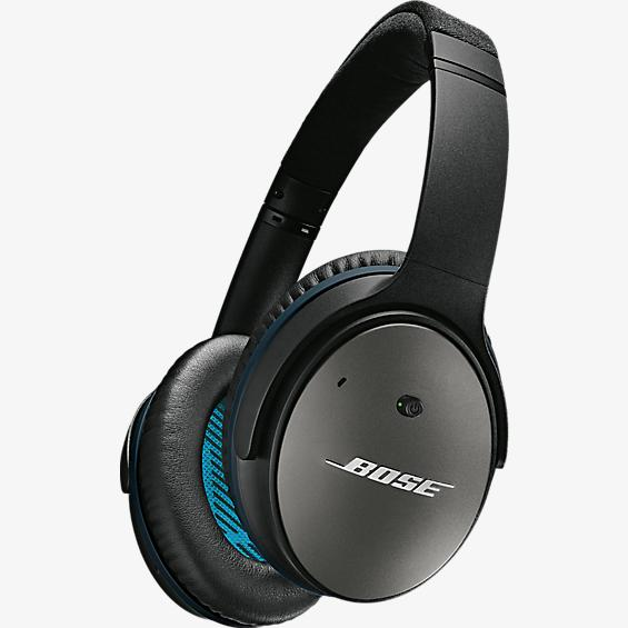 Auriculares QuietComfort 25 con cancelación acústica de ruido - Dispositivos Apple
